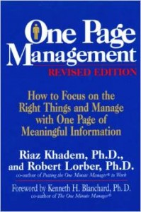 OnePageManagement